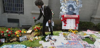 Los Angeles spent $1.4 million for Michael Jackson's memorial
