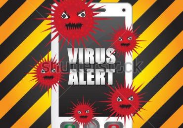 What is a mobile phone virus?