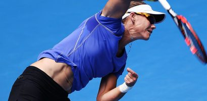 Tennis – Aussie Stosur stuns Serena to reach Stanford semi