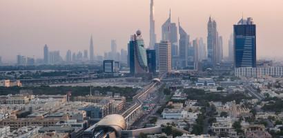 Dubai Metro Started