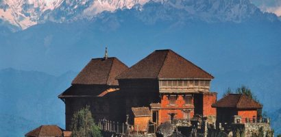 Gorkha Durbar Birth Place of Modern Nepal