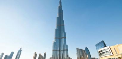 Burj Khalifa the world's tallest tower opened