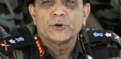 Indian Army chief's comment on Nepal Maoists not government's view