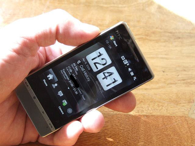 Smart phones: HTC HD2 In my Experience