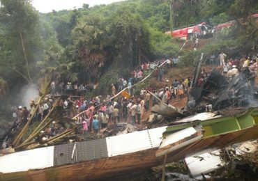 Mangalore-160 dead on air india express crash