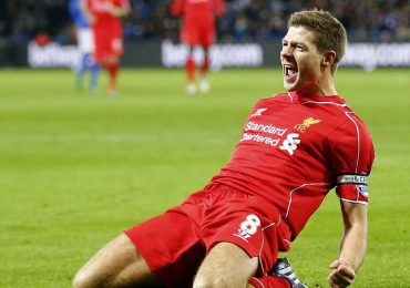 Gerrard ready for captaincy challenge