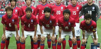 South korea final 23 for 2010 world cup