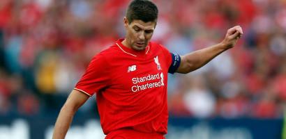 Gerrard ready for captaincy challenge