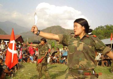 Former Combatants Enforce Strike in Nepal
