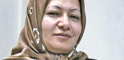 Iranian woman's TV interview criticized