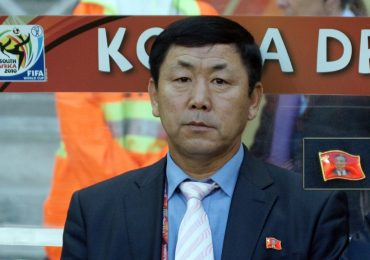 North Korean World Cup coach fears for life