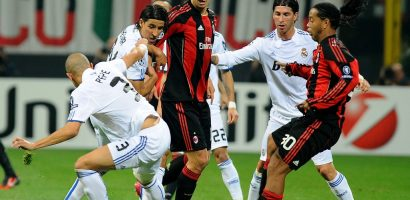 AC Milan back with 2-0 win over Auxerre