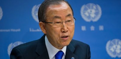Ban Ki Moon recommends for continuing UNMIN with current mandate