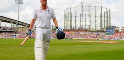 Flintoff retirement from cricket