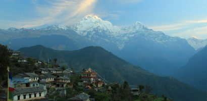 Nepal's Mountains