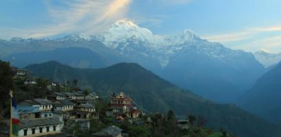 Nepal's Mountains