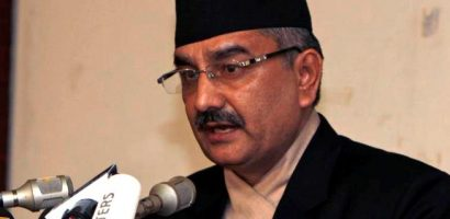 Advance budget of Rs 110.21b by caretaker government of Nepal