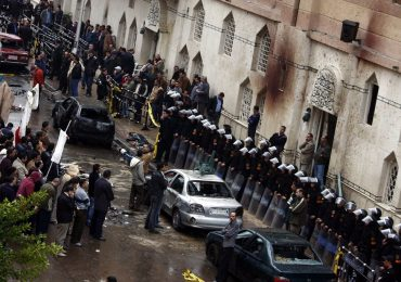 Coptic church bombing in Egypt is latest assault on Mideast Christians