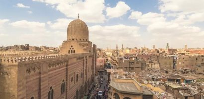 At least 7 killed in Egyptian church blast