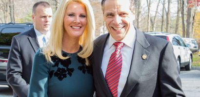Nice to Meet You Governor And Sandra Lee