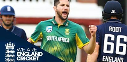 ICC Cricket World Cup – England Dominated South Africa