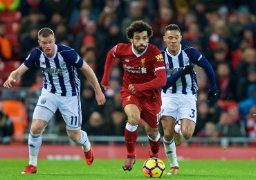 West Brom 2-1 Liverpool