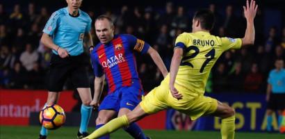 Barcelona 1-0 Villarreal