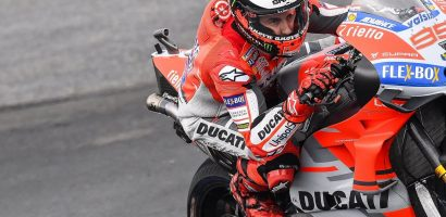 Jorge Lorenzo Wins in Spain MotoGp