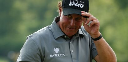 Mickelson relishing Masters mission