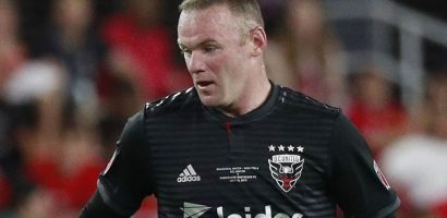 Rooney Fire United Near To Tittle
