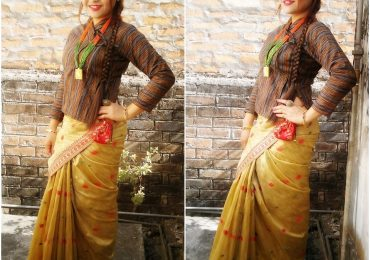 Traditional Nepali Dress