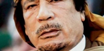 Libya's Muammar Gaddafi killed