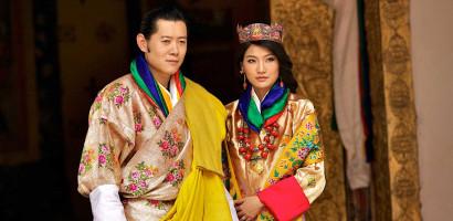 Bhutan King's Royal Wedding