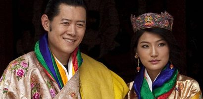 Bhutan's Royal Wedding Pictures