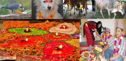 Nepali folklore- Tihar Dhun