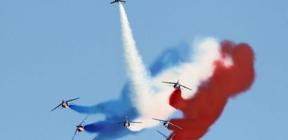 Dubai Air show begin with huge deal