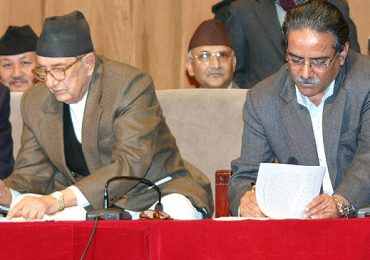 Nepal News: Peace process agreement