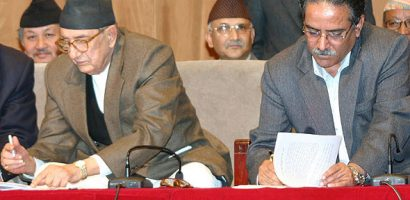 Nepal News: Peace process agreement