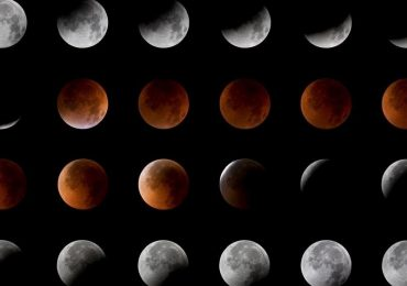 Longest Total Lunar Eclips of The Century
