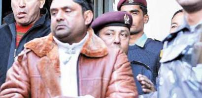 Nepal Crime – wife Killer DIG Ranjan Koirala Arrested
