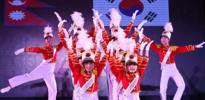 Korean Student's Performance in Kathmandu