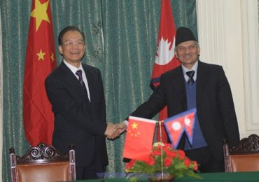 China will Assist with $119 million in aid to Nepal