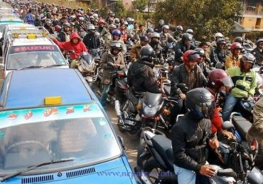 Petroleum shortage In Nepal throws normal life out of gear