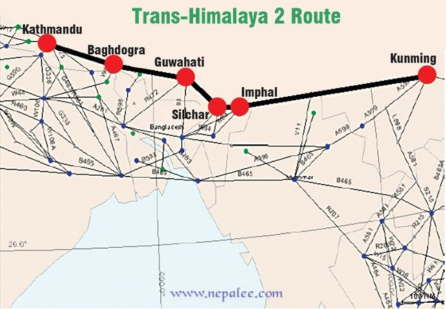 Nepal seeks new air routes to handle growing traffic