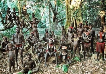 Andaman Islanders 'forced to dance' for tourists