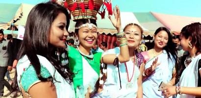 Maghe Sankranti festival Observed in Nepal