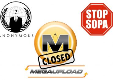File Sharing website Megaupload shut down