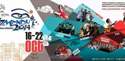 Jazzmandu A musical Journey to Kathmandu