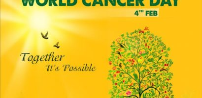 World Cancer Day – Together it is possible