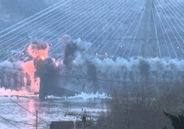 Ohio Bridge Demolition Video